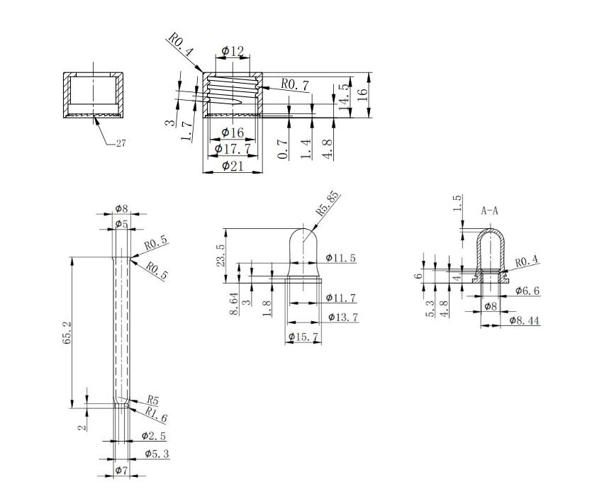 Plano tetina fg9003